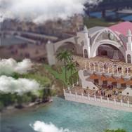 Theme Park Aerial
