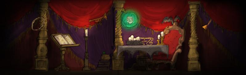 Haunted Mansion Seance