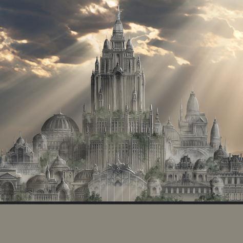 Beaux-Arts Architecture Concept Project