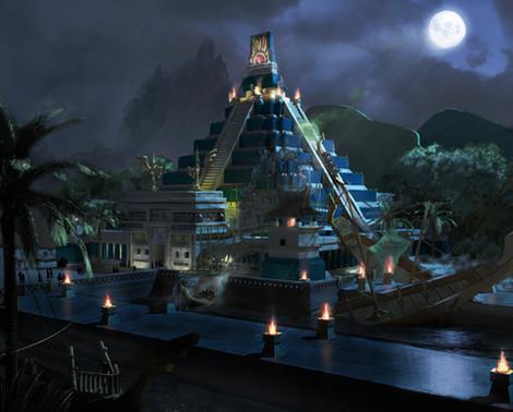 Escape Templo Le Terremoto