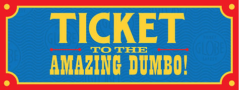 Dumbo the Flying Elephant Ticket Replication