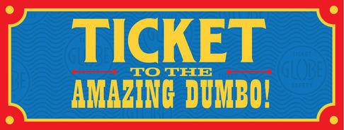 Dumbo the Flying Elephant Ticket Replication