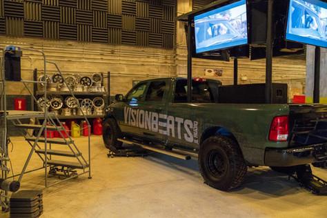 Visionbeats Truck Graphic