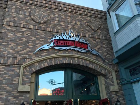 Custom Gear Universal Studios Florida