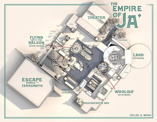 Empire of Ja' Master Plan