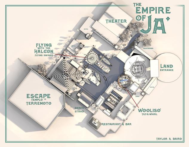 Empire of Ja' Master Plan