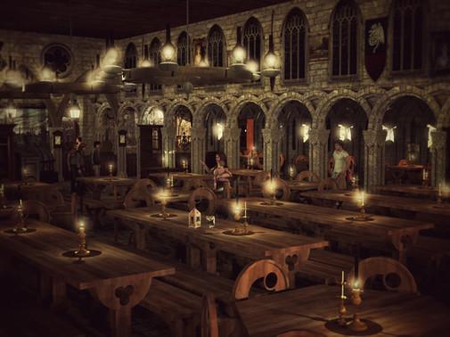 Harry Potter Quick Serve Annex