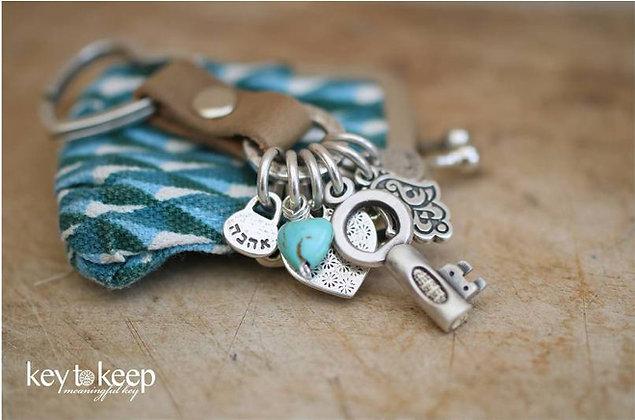 מחזיק מפתחות עם ברכה (808)