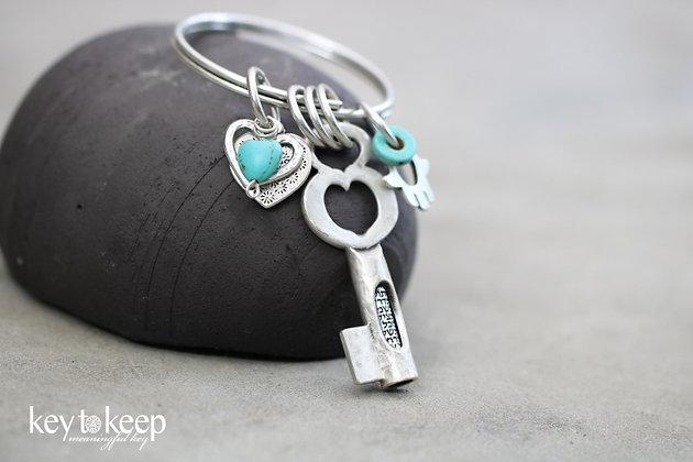 מחזיק מפתחות עם ברכה (6022)