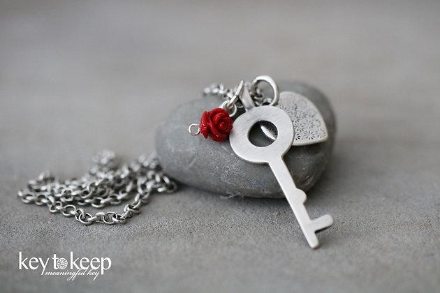 שרשרת מפתח - לפתוח את הדלת לרגעים הטובים שבדרך