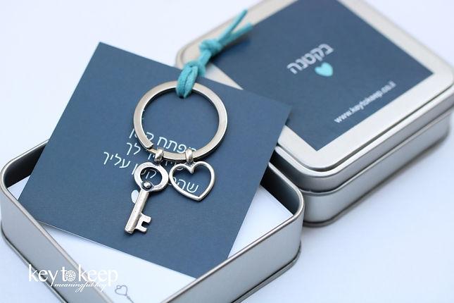 מפתח קטן שיזכיר שהכל קטן עליך