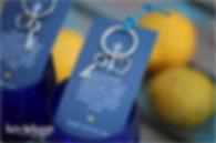 מארז משהו קטן לכל אורח כחול (10 יחידות)
