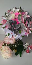 Pink & Gray Sailor Moon Bouquet