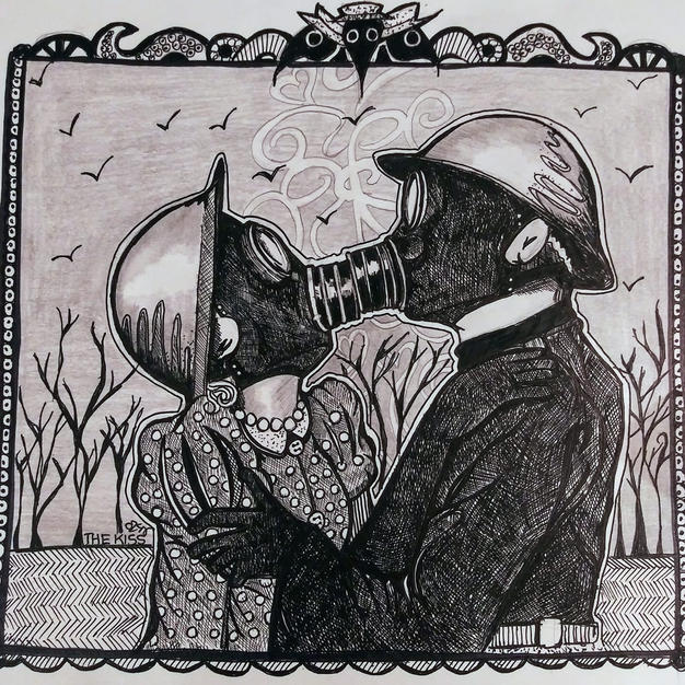 """The Kiss"""