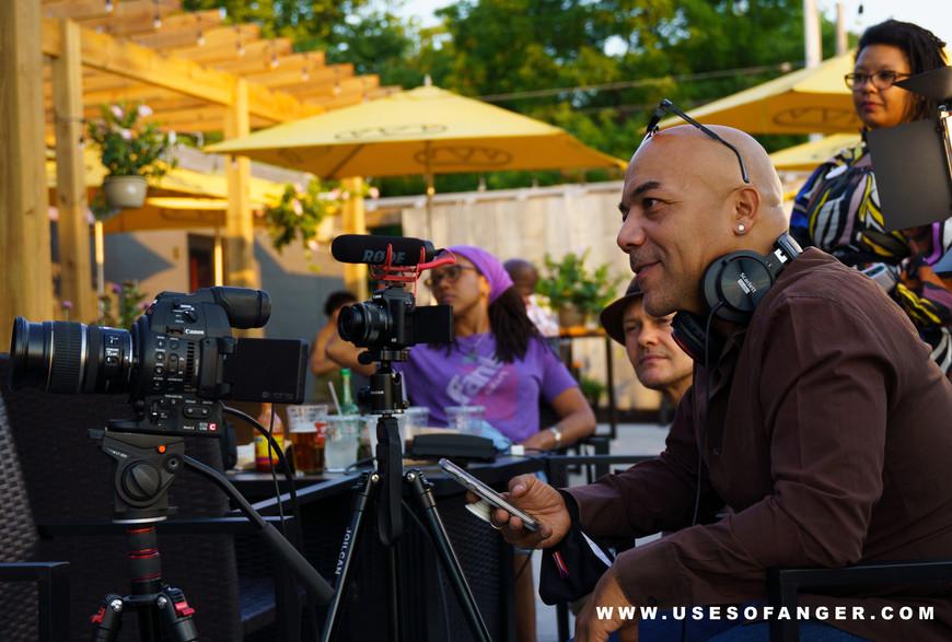 Director Angel Oquendo