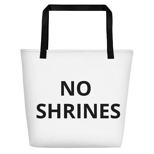 NO SHRINES Bag