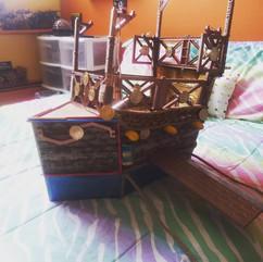 Zeppelin Pirate Ship