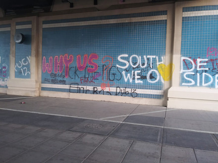 A POEM FOR THE SOUTHSIDE