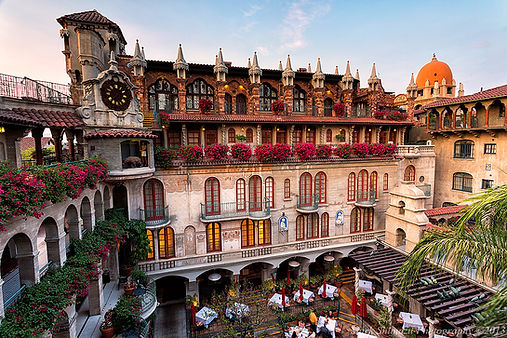 Step back in time a the Mission Inn, Riverside CA for the Historical Romance Retreat for reader and their favorie authors, Sept 12-16 2018