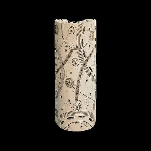 arbotante de cerámica