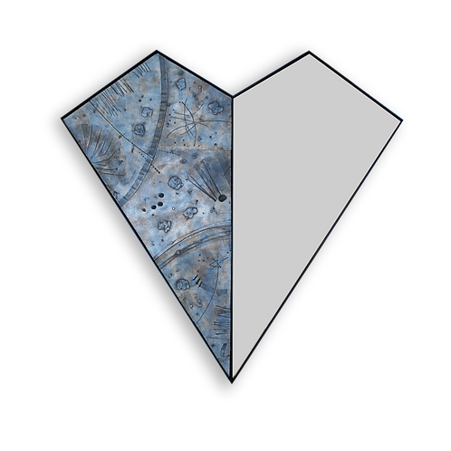 Espejo Mariposa XII