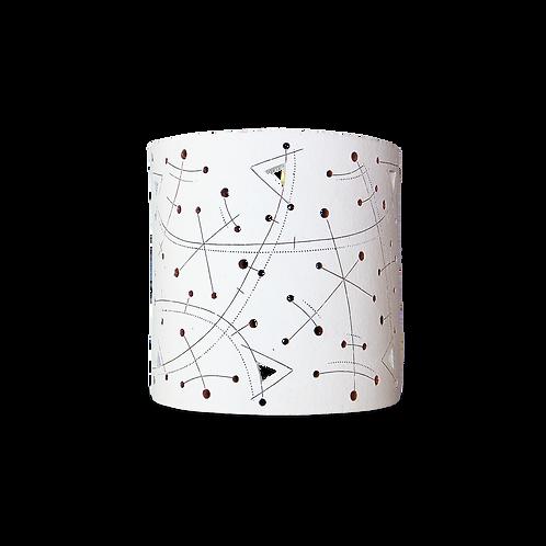 lámpara de pared de cerámica