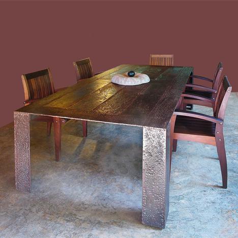 Mesa de fierro #3