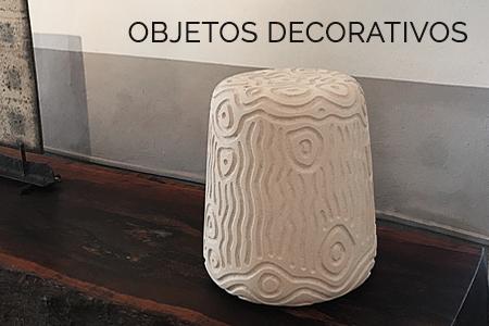 Escultura de cerámica