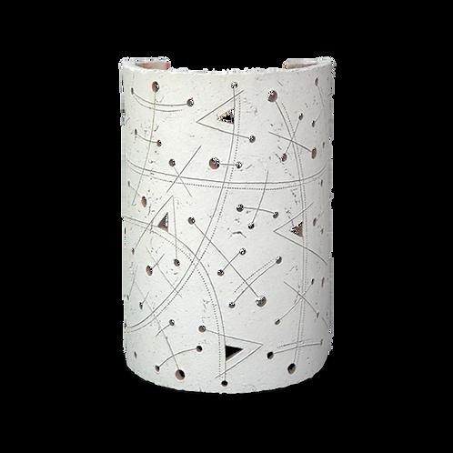 lámpara moderna de cerámica