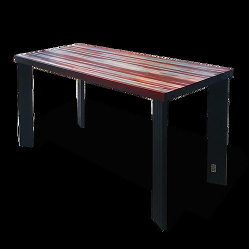 escritorio pequeño de zapote
