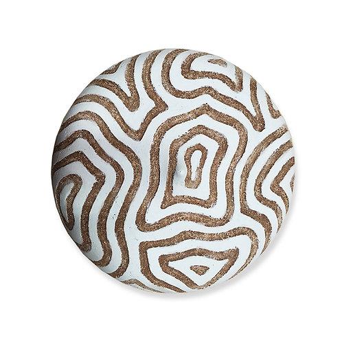Escudo Redondo | Zebra II