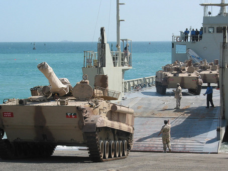 The Military Transformation of GCC: Opportunities for the Republic of Korea
