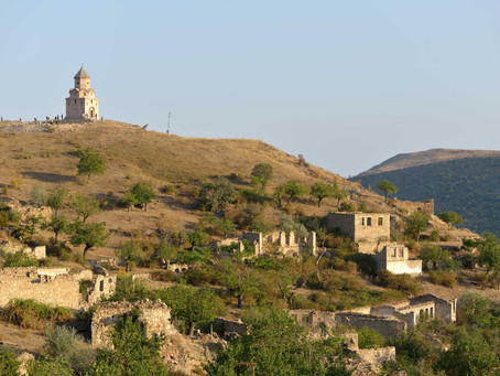 """Russia and """"Peace""""? A New Foothold in Karabakh"""