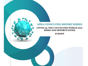 Consulting Report Series <COVID-19: The Vaccinated World 2021 Risks and Opportunities in Europe>