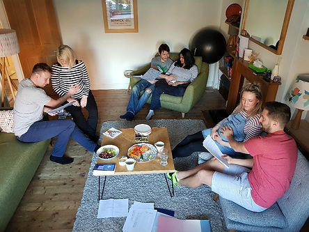 Group hypnobirthing class