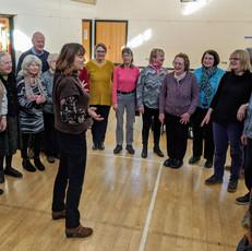West Oxford Singing Circle