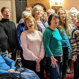 Cowley Women's Chorus