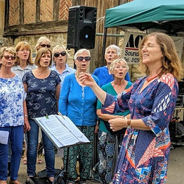 Sing In The Vale Community Choir