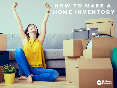 How to Make a Home Inventory