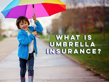 Understanding Umbrella Insurance: 5 Things You Need To Know