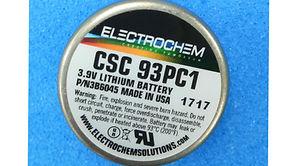 CSC 93PC1 ELECTROCHEM
