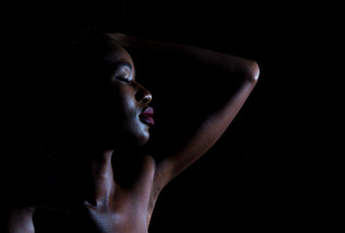 Model - Bintu Kamara - Beaute de nuit