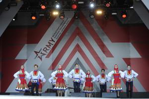 ЦКиИ Руза и «АРМИЯ-2017».