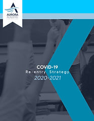 COVID-19 Division Re-entry Strategy 2020