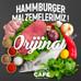 Hammburger Malzemelerimiz!