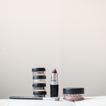 I wore makeup for the first time at 15, when I left home for an international school. By the first week, a group of boys had a bet to see who could have sex with me first. When I was walking home one night, a male student grabbed me, bent me over, and pushed himself against me. I stopped wearing makeup and retreated into sweatpants and an eating disorder. Still I'm conflicted about makeup: it helps me find confidence, power, and beauty, yet when I feel most beautiful, I feel ostentatious and vulnerable. I want to wear heels and lipstick and walk outside and feel radiant—nothing more. No vulgar comments or stares at my legs or chest. I want to tell the world: I am wearing these things for me. Not for you. My body and my image are never for you.