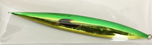緑金ゼブラ