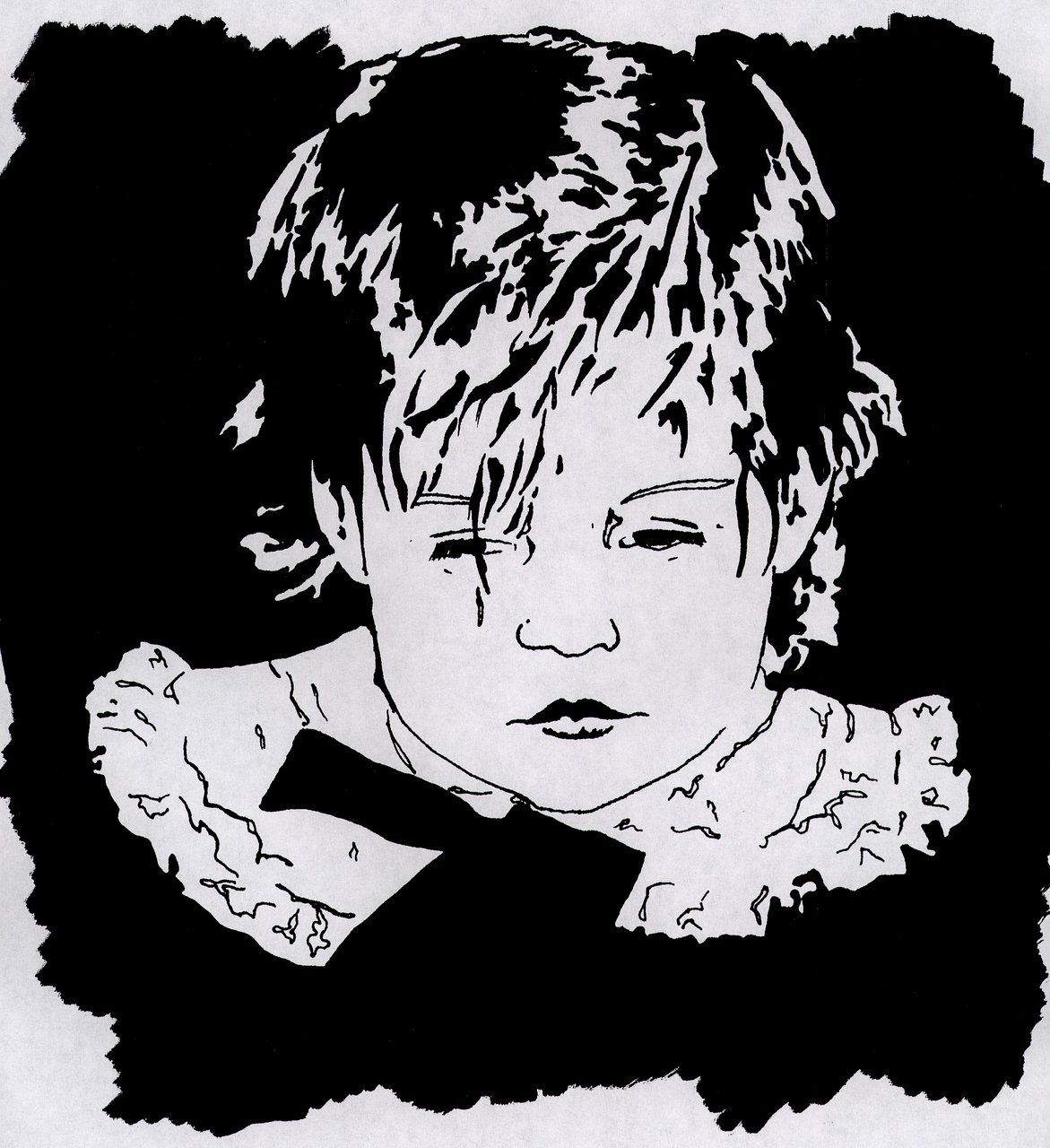 Self Portrait as a Child