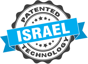 PATENTED ISRAELI TECHNOLOGY.png
