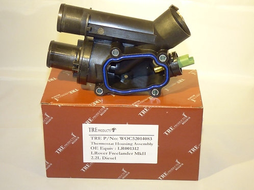 WOC52014083 -  LAND ROVER - THERMOSTAT HOUSING ASSEMBLY 83C